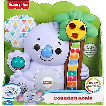 Fisher-Price Linkamals Counting Koala