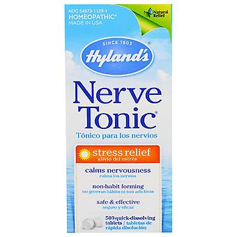 Hyland's, Nerve Tonic, 500 Quick-Dissolving Tablets