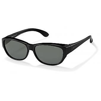 Sonnenbrille Damen transfer  P8407kih/Y2   schwarz/grau