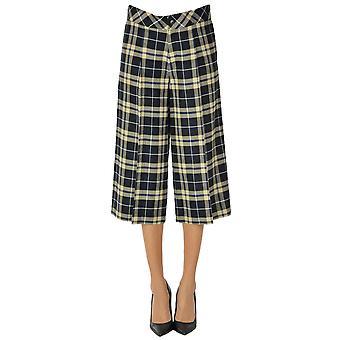 Paio Crippa Ezgl551004 Women's Multicolor Wool Pants