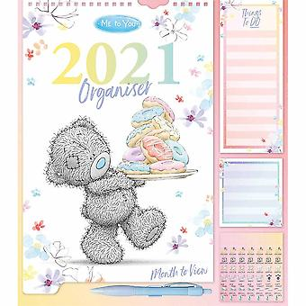 Otter House 2021 Muur Kalender-me To You Organisator