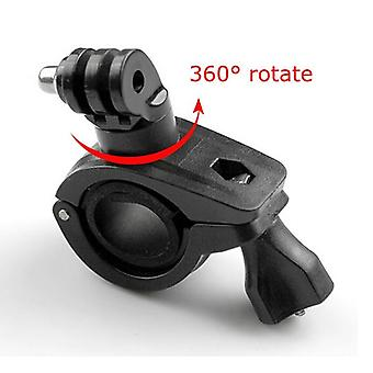 360-degree Rotation-bike/bicycle/motorcycle Handlebar Mount-holder For Gopro
