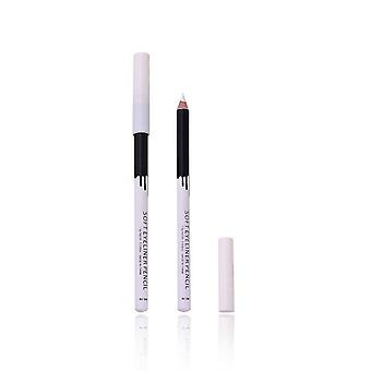 White Eyeliner Makeup Smooth, Easy To Wear, Waterproof Makeup Pencils