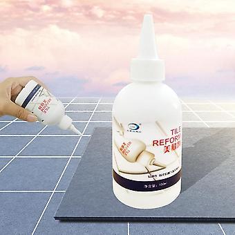 Fliesen Lücke Refill Agent Fliesen Reform Beschichtung Form Reiniger Fliesen Sealer Reparatur Kleber Home Dekoration Aufkleber & Poster Handwerkzeug