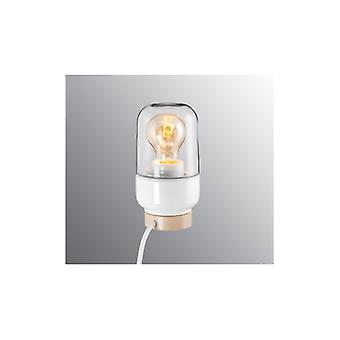 Ifo Electric Ohm Table Lamp 100/190 Clear Glass