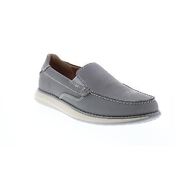 Clarks Un Pilot Schritt Herren grau Nubuck Lifestyle Sneakers Schuhe