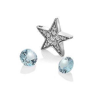 Anais Diamante Hot Anais Silver Star Charm AC110