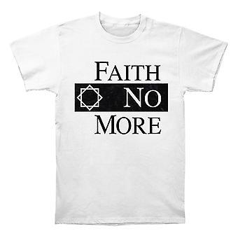 Faith No More Classic Logo Ver 2 White T shirt