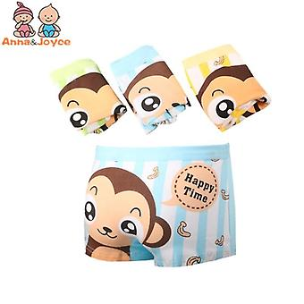 Boys Boxer Underwear Male Baby Underpants Panties Clothes