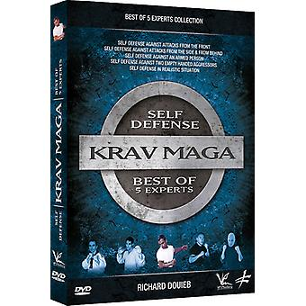 Best of 5 Experts: Krav Maga Self Defense [DVD] USA import