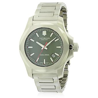 Swiss Army Victorinox INOX Stainless Steel Mens Watch 241725.1