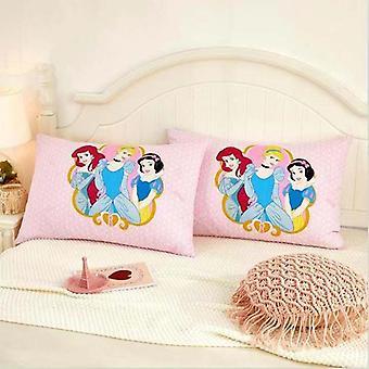 Disney bawełna kreskówka Minnie Mickey mrożone księżniczka sophia dziecko dzieci