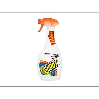 Mr Muscle Shout Stain Remover Spray 500ml