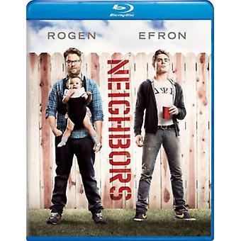 Neighbors [Blu-ray] USA import