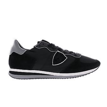 Philippe Model TRPX L UMONDIAL GOMME NOIR Black TZLUWB10WB10 shoe