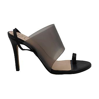 INC International Concepts Womens ryleap Fabric Open Toe Ankle Strap Classic Pumps