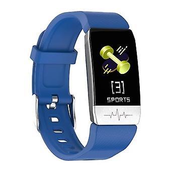 T1S Fitness Watch 1.14in Color Screen  Sport Intelligent Fitness Tracker