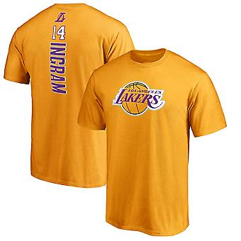 Los Angeles Lakers Ingram T-shirt Sports Top DX011