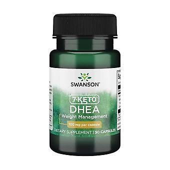 Best weight - control formulas 7-keto dhea 100 mg 30 capsules of 100mg