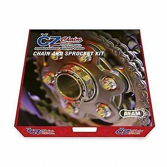 CZ Standard Honda Motorcycle Motorbike Chain Sprocket Kit 428 X 118