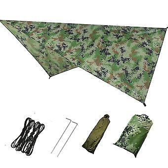 Tenda amaca zanzariere con tenda da sole a baldacchino impermeabile set amaca portatile