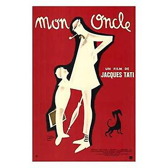 Mon Oncle Movie Poster (11 x 17)