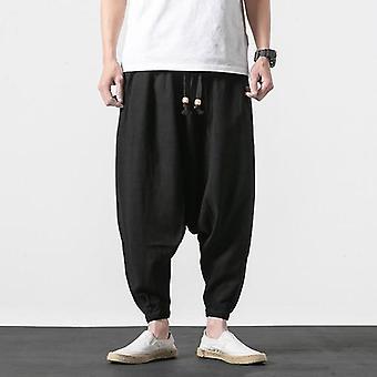 Mænd Bukser Mandlige Hiphop Joggers Man Streetwear Cross-bukser