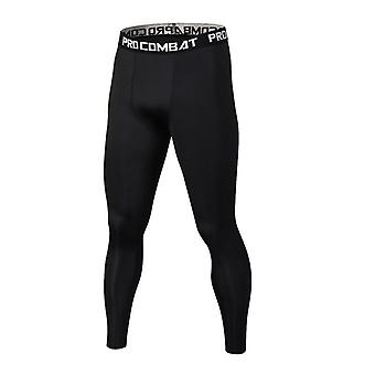 Mens Slim Skinny Casual Bodybuilding Fitness Exercise Pants