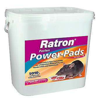 FRUNOL DELICIA® Ratron® Pastes Power Pads 29 ppm, 5010 g