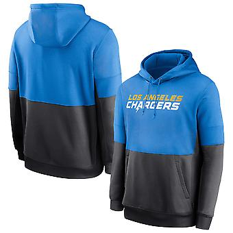 Los Angeles Chargers Sports Tops Hooded Sweater 3WY274
