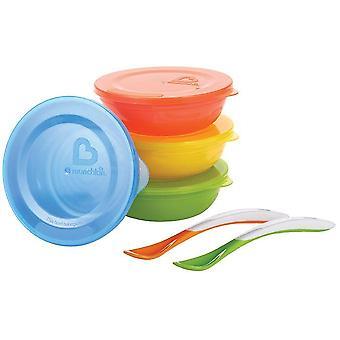 Munchkin love-a-bowls 10pk