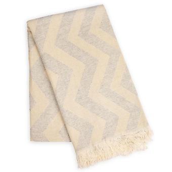 Mersin Eco-friendly Ultra Soft Chevron Towel