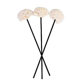Replacement Refill Sticks Flower Rattan Reeds Fragrance Diffuser Non-fire Home
