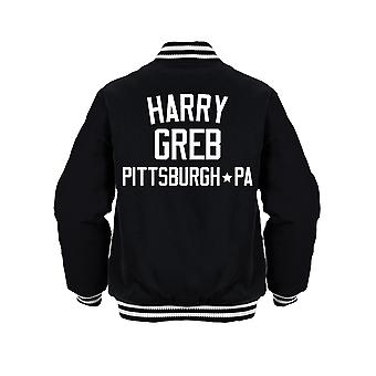 Harry Greb Boxing Legend Jacket