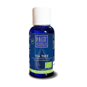 Organic tea tree essential oil 30 ml of essential oil