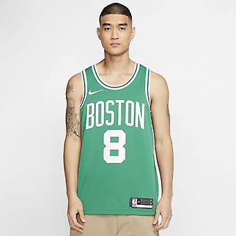 Nike Nba Boston Celtics Kemba Walker Icon Jersey - Icon Edition