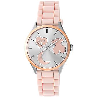 Tous watches sweet power watch for Women Analog Quartz with Rubber Bracelet 800350745