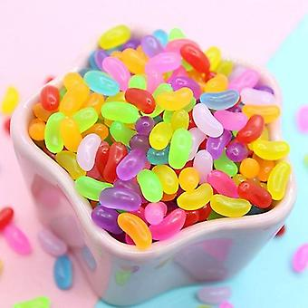 50pc Slime Supplies Colorful Soft Candy Charms Accessories