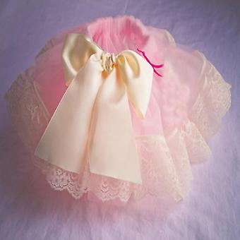 Ribbon Ruffle Mini Layers Ball Gown / Skirt For Baby