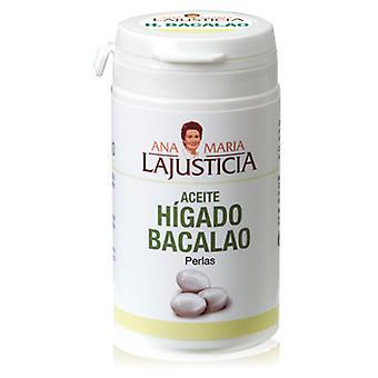 Ana María Lajusticia Kabeljauwlever 90 Parels