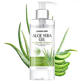 Natuurlijke organische pure anti acne zonnebrand relief gel