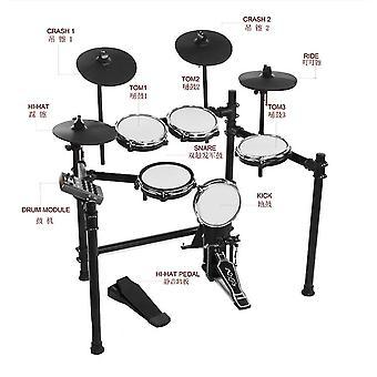 9-teiliges Electronic Mesh Drum Set Jazz