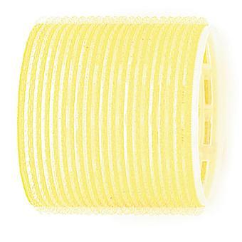 Sibel Yellow Velcro Roller - 66mm