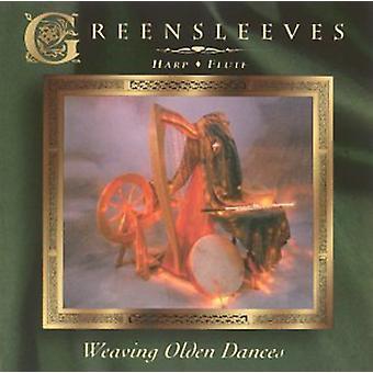 Greensleeves - kudonta ennen vanhaan tanssit [CD] Yhdysvallat tuoda