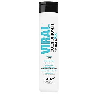 Celeb Luxury Viral Colorditioner - Turquoise
