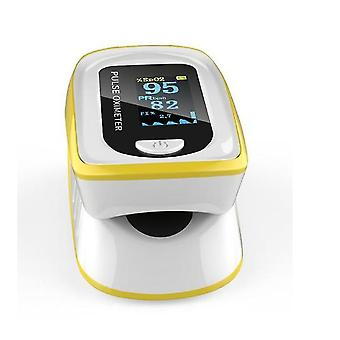 Finger Clip Oximeter Handheld Fda Finger Clip Fingertip Pulse Oximetry