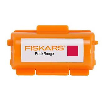 Fiskars Continuous Stamp Ink - Red