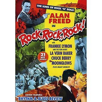 Rock Rock Rock [DVD] USA import