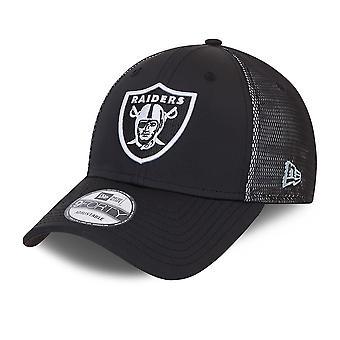 Новая Эра Сетчатая Подложка 9Форти Snapback Cap ~ LA Raiders