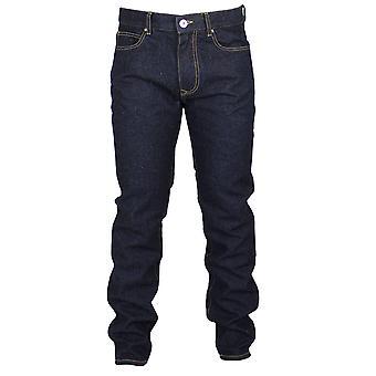 Vivienne westwood men's indigo classic tapered jeans